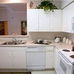 Camino Real I & II Apartments Kitchen