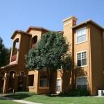Camino Real I & II Apartments Main View