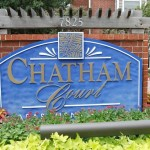 Chatham Court Apartment Community View