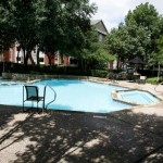 Chatham Court Apartment Pool View