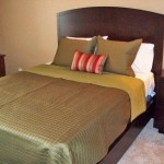 Covington Pointe Apartment Bedroom