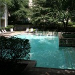 Covington Pointe Apartment Pool View