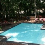 Creekview Apartment Pool View