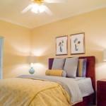 Dorchester Apartment Bedroom