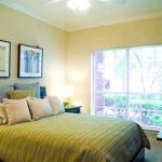 Dorchester Apartment Bedroom.