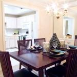 Dorchester Apartment Dining Area