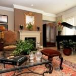 Drexel Park Hollow Apartment Living Area