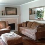 Enclave at Prestonwood Apartment Living Room