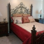 Enclave at Prestonwood Apartment Master Bedroom