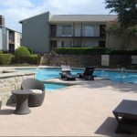 Enclave at Prestonwood Apartment Pool Area
