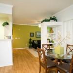 Estates on Frankford Apartment Dining Room