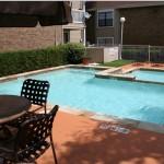 Fairways of Bent Tree Apartment Pool Area