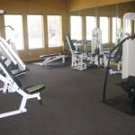 Gates de Provence Apartments Fitness Centre