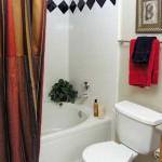 Gates de Provence Apartments Washroom
