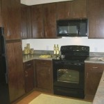 Gramercy on the Park Apartment Kitchen