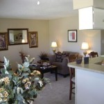 Grand Seasons Apartment Living Area