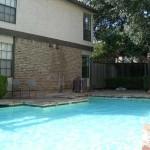Hidden Bend Apartments Pool View