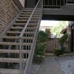 Hidden Bend Apartments Staircase View