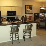Idlewyld Village Apartment Kitchen