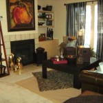 Idlewyld Village Apartment Living Room