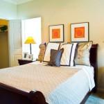 Kensington Square I & II Apartment Bedroom