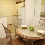 Keystone Ranch Apartment Dining Area