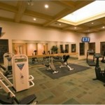 La Salle Apartment Fitness Center