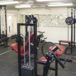 London Park Apartment Fitness Center