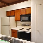 Meadowcrest Apartment Kitchen