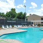 Meadowcrest Apartment Pool