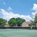 Meadowcrest Apartment Tennis Court