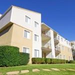 Oak Run Apartment Building View