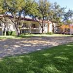 Oak Run Apartment Property Ground