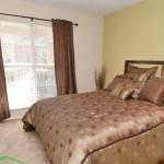 Pear Ridge Apartment Bedroom