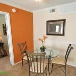 Pear Ridge Apartment Dining Room