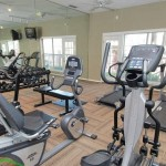 Pear Ridge Apartment Fitness Center