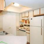 Pear Ridge Apartment Kitchen