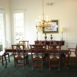Preston Bridge Apartment Dining Area