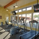 Preston Creek Apartment Fitness Center