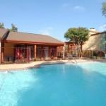 Preston Creek Apartment Pool Area