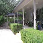 Preston Del Norte Apartment Entrance