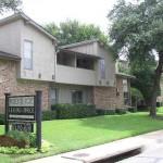 Preston Del Norte Apartment Property View
