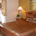Preston Oaks Apartment Bedroom