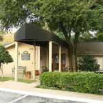 Preston Oaks Apartment Entrance