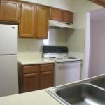 Preston Park Apartment Kitchen