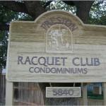 Preston Racquet Club Apartment Entrance