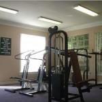 Preston Townhomes Apartment Fitness Center
