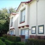 Preston Townhomes Apartment Property View