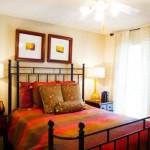 Preston Village Apartment Bedroom