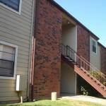 Prestonwood Trails Apartment Building View